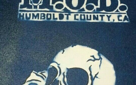 M.O.B. of Humboldt Skull and Rose