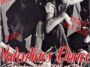 North Red & White Valentine's Dance